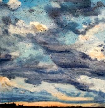 Studio di cielo lagunare