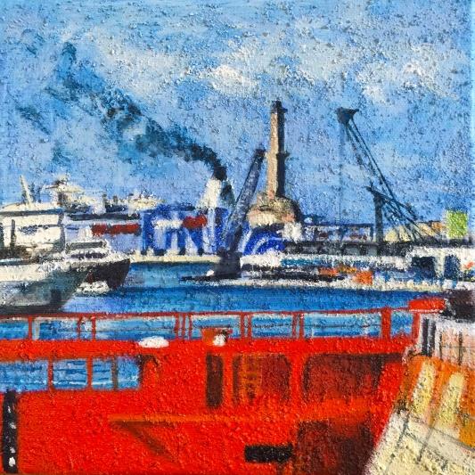 Mosaic Arte Genova 2017 .