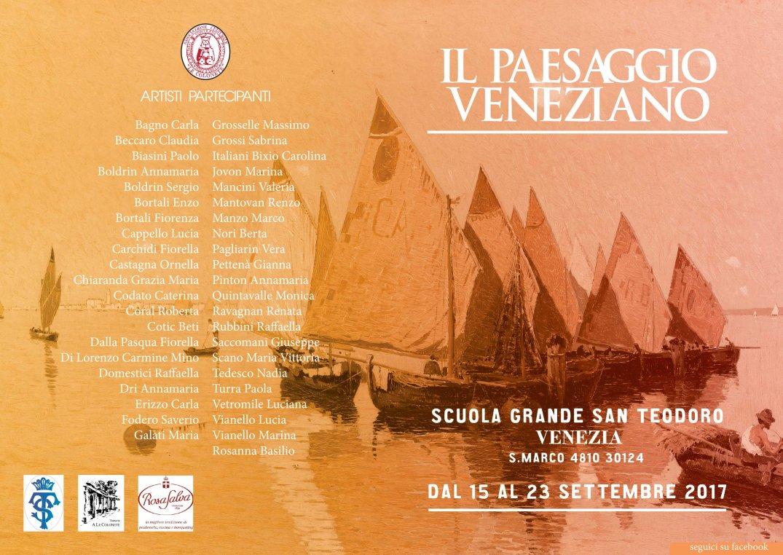 Il Paesaggio Veneziano home